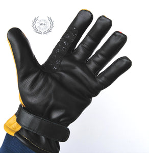 MILANO ITALIAN LEATHER MOD GLOVES