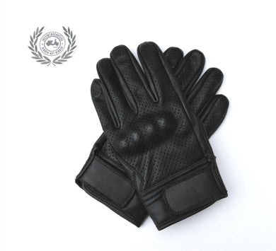 RALLY LEATHER SCOOTER GLOVES
