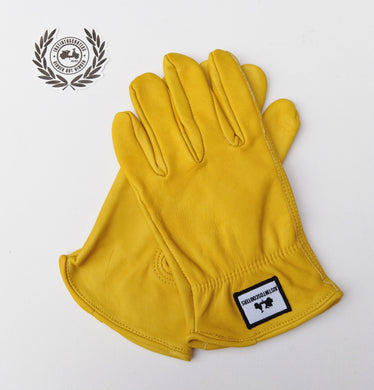 S1 LEATHER SCOOTER GLOVES