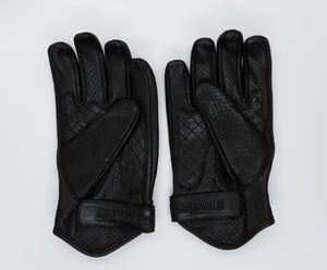 JUSTINTOSCOOTERS AIR SCOOTER ITALIAN LEATHER SCOOTER GLOVES
