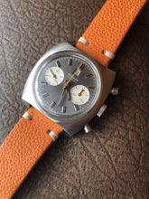 Load image into Gallery viewer, Vintage All Steel Nivada Grenchen Chronograph Landeron 187 36,5mm