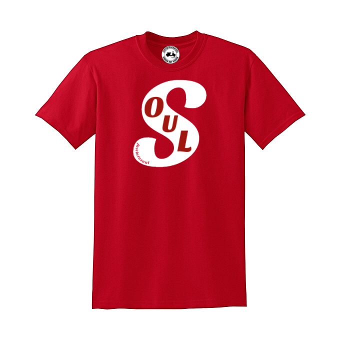 WE GOT S-SOUL T-SHIRT