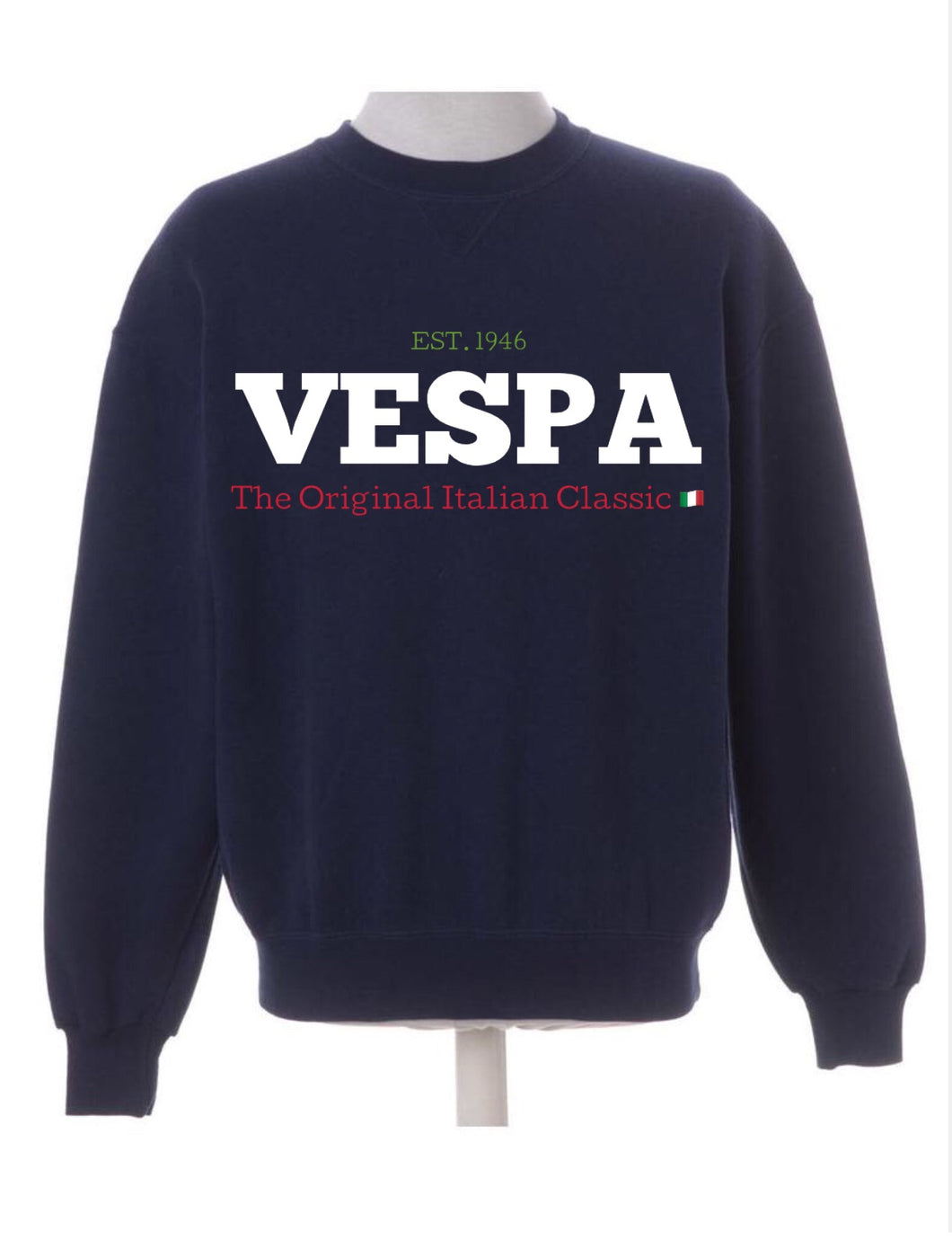 VESPA ORIGINAL SWEATSHIRT