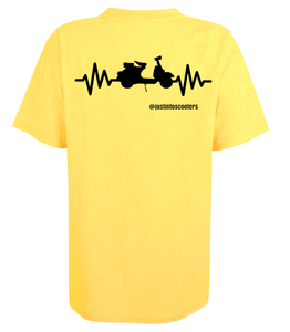 SCOOTER PULSE T-SHIRT