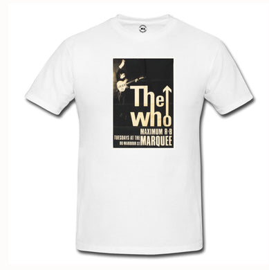THE WHO POSTER T-SHIRT