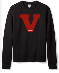 VESPA IVY LEAGUE SWEATSHIRT