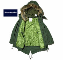 Load image into Gallery viewer, M-65 FISHTAIL PARKA