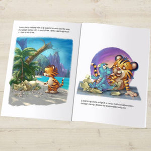 Birthday Wishes Personalized Book - IsleOfGifts