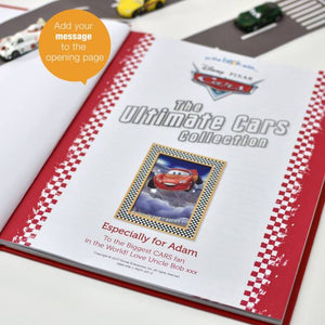 Personalized Disney Cars Collection - IsleOfGifts