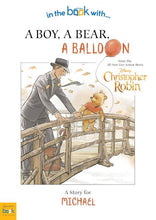 Load image into Gallery viewer, Christopher Robin: a Boy, a Bear, a Balloon - IsleOfGifts