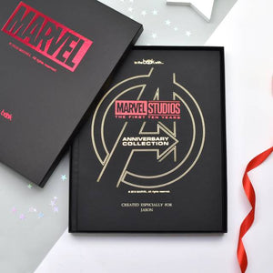 Personalized Marvel 10 Year Collection - IsleOfGifts
