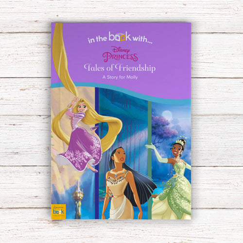 Personalized Disney Princess Tales of Friendship - IsleOfGifts