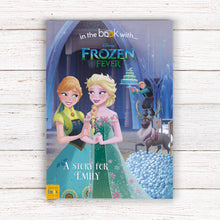 Load image into Gallery viewer, Personalized Disney Frozen Fever StoryBook - IsleOfGifts