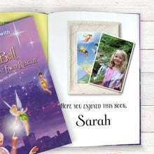 Load image into Gallery viewer, Personalized Disney Tinker Bell Fairies StoryBook - IsleOfGifts