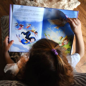 Personalized Disney Tinker Bell Fairies StoryBook - IsleOfGifts
