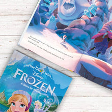 Load image into Gallery viewer, Personalized Disney Frozen StoryBook - IsleOfGifts
