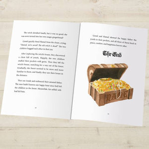 Hansel & Gretel Fairy Tale Book - IsleOfGifts