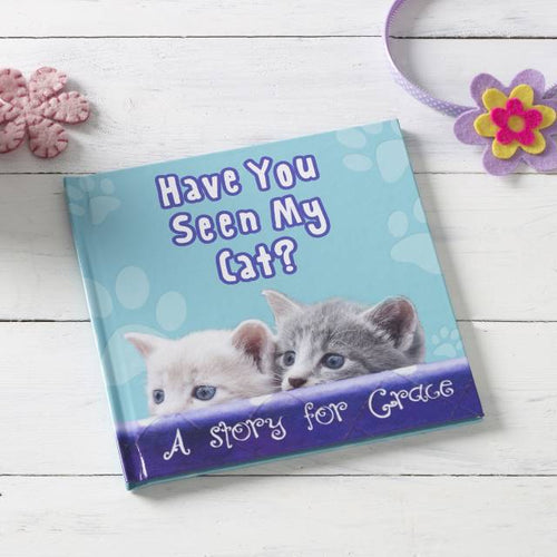 Have you seen My Cat Personalized Book - IsleOfGifts