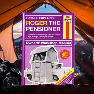 Personalized Haynes Explains Pensioners - IsleOfGifts
