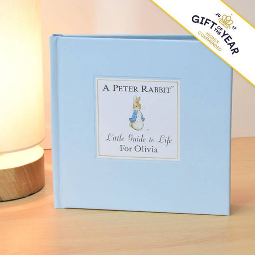 Peter Rabbit's Personalized Little Guide to Life - IsleOfGifts