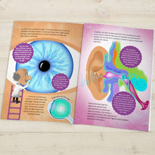 Load image into Gallery viewer, How Your Body Works Personalized Book - IsleOfGifts