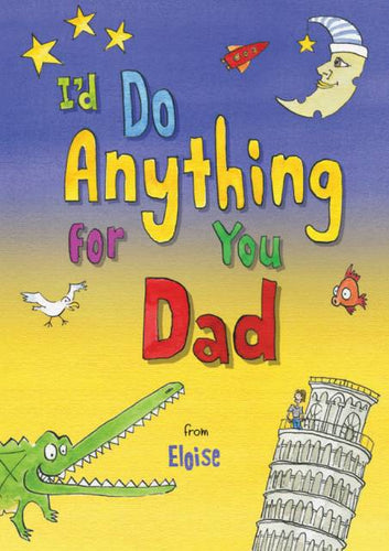 I'd Do Anything for You Book - IsleOfGifts