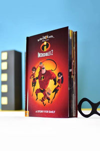 Personalized Disney Incredibles 2 Story Book - IsleOfGifts
