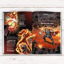 Load image into Gallery viewer, Thor Ragnarok Personalized Marvel Story Book