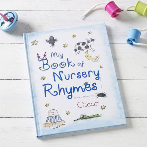 My Book of Nursery Rhymes - IsleOfGifts