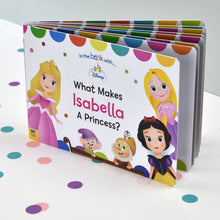 Load image into Gallery viewer, What makes me a Princess Board Book - IsleOfGifts