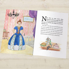 Load image into Gallery viewer, Princess and the Pea Fairy Tale Book - IsleOfGifts