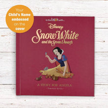 Load image into Gallery viewer, Personalized Disney Snow WhiteStoryBook - IsleOfGifts