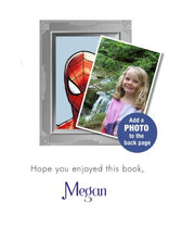 Load image into Gallery viewer, Spider-man Beginnings Personalized Marvel Story Book - IsleOfGifts
