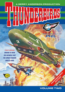 Personalized Thunderbirds Are Go Comic Books - IsleOfGifts