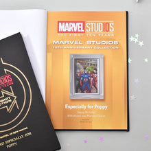 Load image into Gallery viewer, Personalized Marvel 10 Year Collection - IsleOfGifts
