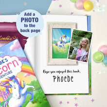 Load image into Gallery viewer, Personalized Unicorn story Book - IsleOfGifts