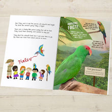 Load image into Gallery viewer, My Day at the Zoo Personalized Book - IsleOfGifts