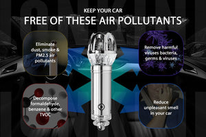 Car Air Purifier - IsleOfGifts