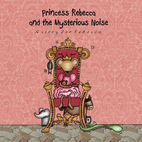 Princess and the Mysterious Noise - IsleOfGifts