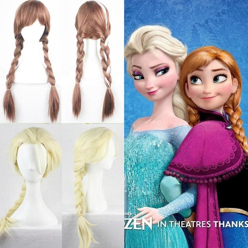 Disney Cosplay Doll Wig - IsleOfGifts