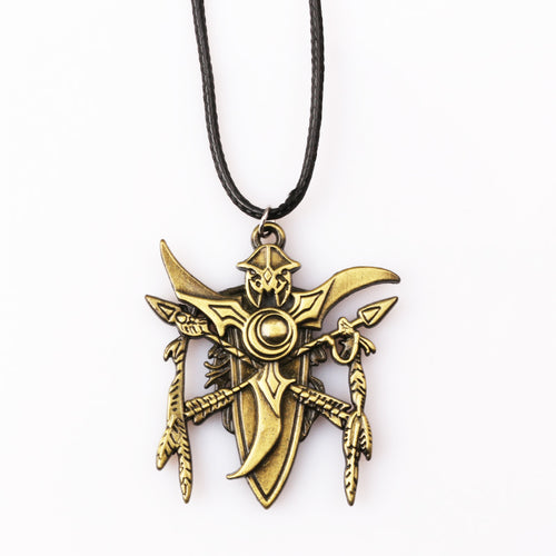 World of Warcraft Gothic Necklace