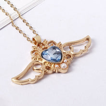 Load image into Gallery viewer, Love Angel Wings Necklace - IsleOfGifts