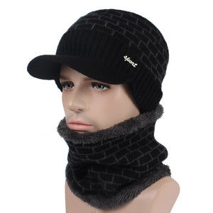 Men Winter Beanies - IsleOfGifts