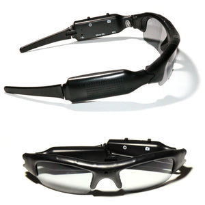 New Arrival Hot Sale Digital Audio Video Mini Camera Sunglasses - IsleOfGifts