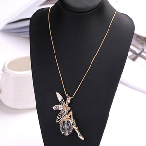 Angel Wings Necklace - IsleOfGifts