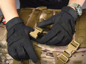 Men's Tactical Military Army Gloves - IsleOfGifts