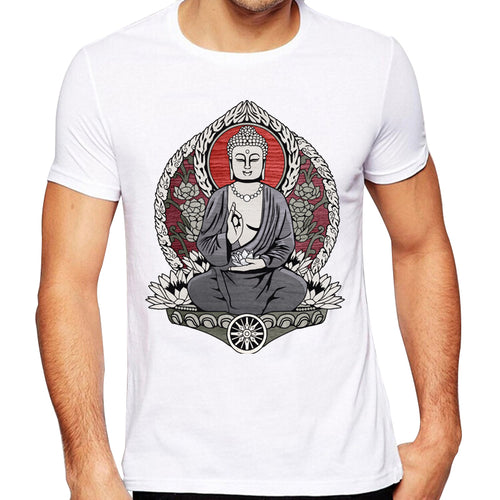 Super Quality Buddha T-Shirt - IsleOfGifts