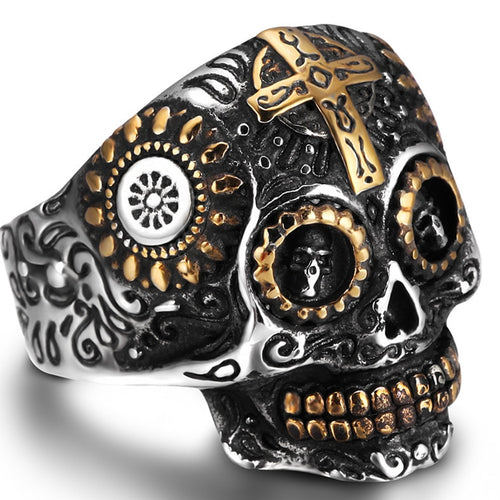 Skull ring - IsleOfGifts