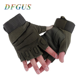 2018 New Arrival Military Tactical Gloves Men's Outdoor Sports - IsleOfGifts