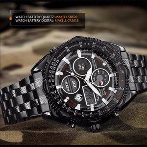 Military Tactical Sport Watch - IsleOfGifts